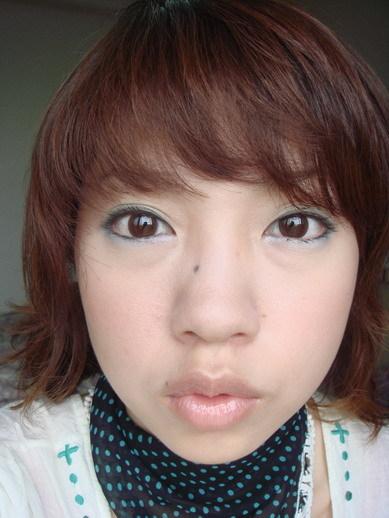 mugu 眼線妝 1