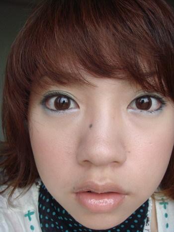 mugu 眼線妝 2