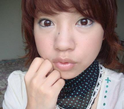 mugu 眼線妝 6