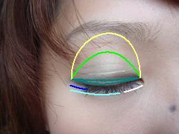 mugu 眼線妝 12