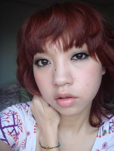 NARS 捲髮安妮粧 : )