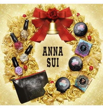 2008 年 ANNA SUI 聖誕彩妝 ~ *