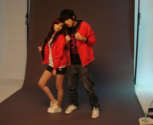 2008.11.27. 情侶裝 ~ *