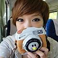 我可愛的下北澤相機包 ^^