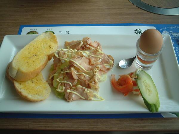 <東東蔬食鍋>早餐的主菜