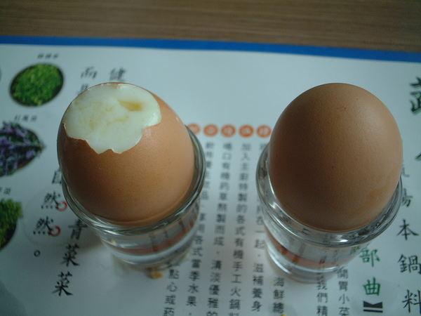 <東東蔬食鍋>早餐套餐溫泉蛋