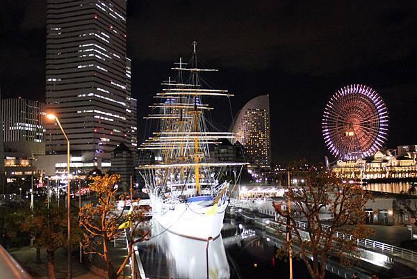橫濱夜景.JPG