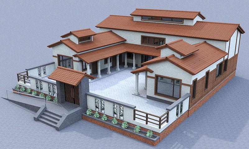 唐式建築-2