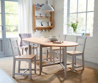 小巧思多了點生活空間─可調整的活動餐桌