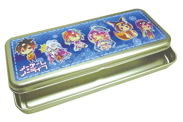 遊戲金屬筆盒