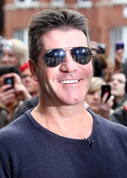 simon cowell may 2012 four