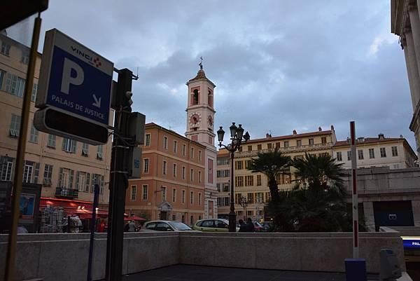 old town at Nice