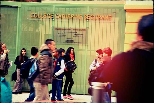 school at Nice