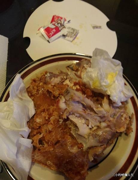 肯德基難得有難吃的炸雞