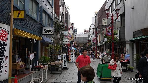 日本淺草街道