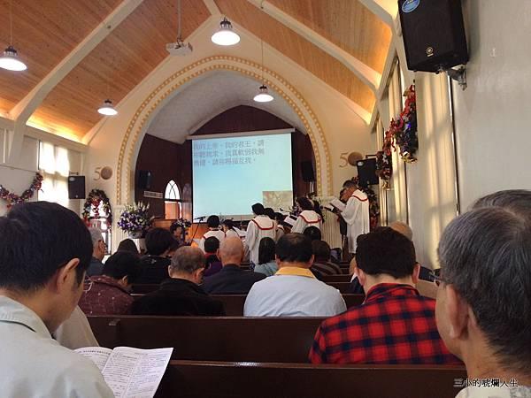 向上長老教會