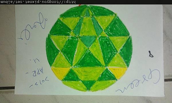 Green@下 / 很特別四個面向有不同的fu