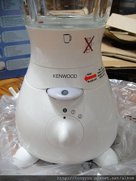 KENWOOD BL525W