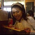 015-船上買的早餐$40→三文治&可樂.JPG