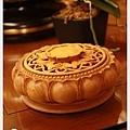 檜木手工雕刻環香爐(靜香爐)