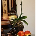佛堂佛俱神桌用品-雙色結晶神社燈1尺3