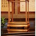 祖龕祖先牌位佛具用品-台檜祖先牌位1尺-福祿壽(外框)