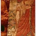 佛聯神像佛桌展示-名師真跡重彩畫系列-阿彌陀佛
