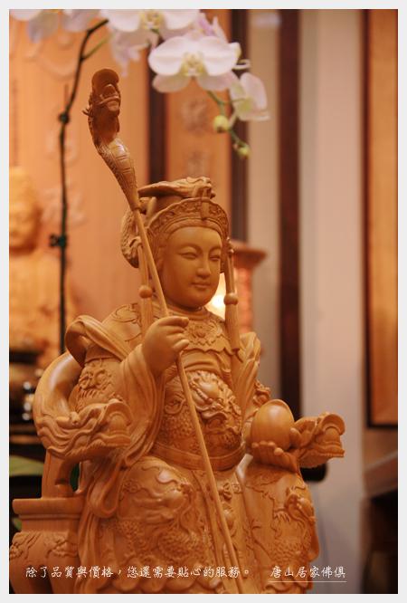 神像佛像佛具用品-台灣牛樟王母娘娘1尺3