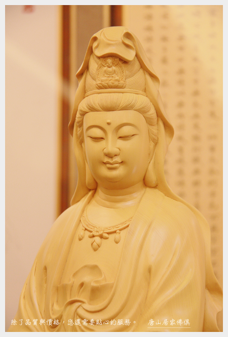 唐山神桌佛桌神像雕刻佛具佛像神明佛堂設計-10