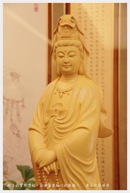 唐山神桌佛桌神像雕刻佛具佛像神明佛堂設計-09