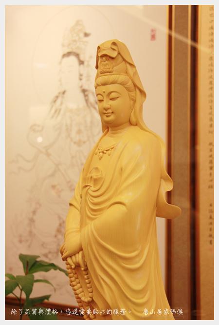 唐山神桌佛桌神像雕刻佛具佛像神明佛堂設計-12