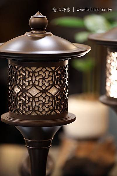 銅器-神明燈,光明燈,神社燈,公媽燈