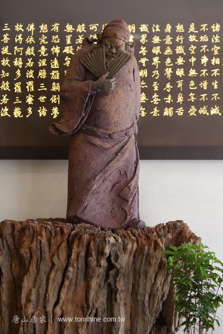 神像佛像藝術-鍾馗