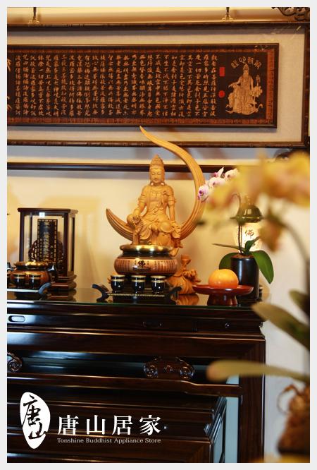 唐山佛具-黑紫檀新如意佛桌展示之一