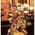 神像雕刻整修-踏龍太子