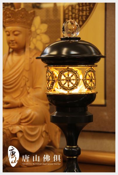 法輪照護燈