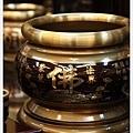 唐山居家佛具-黑金雙色爐