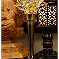 LOTUS水晶蓮花燈-黃水晶
