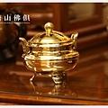 唐山居家佛俱-小可愛淨爐(金色)