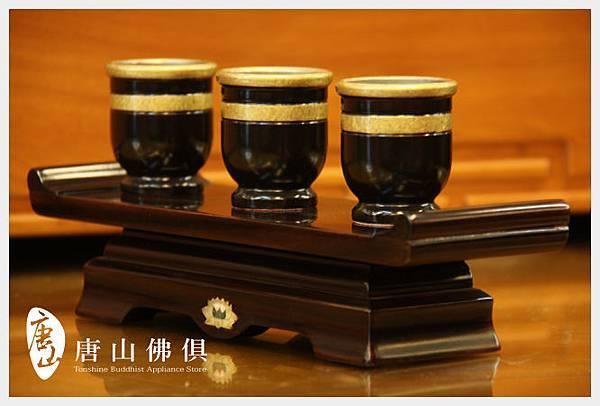仿古結晶日式供杯