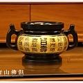 唐山居家佛具-3寸半七寶銅結晶百壽爐(古殿)