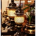 (唐山佛俱) 結晶神社燈(聚財黃)