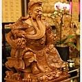 台梢關聖帝君(關公)1尺3神像