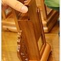 手工製-1尺肖楠木古式祖龕-後方背板拉門