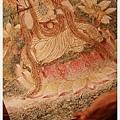 畫像佛聯觀音像-林梵真跡系列-重彩畫唐式寶瓶觀音