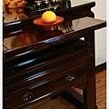 唐山居家神桌-黑紫檀新如意佛桌展示之一
