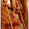 台灣檜木(紅檜)千手千眼觀世音菩薩-2尺2高