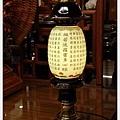 唐山佛具-翠玉心經燈1尺3