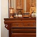 神桌佛桌佛具用品展示-台灣梢楠明式神明桌(二)