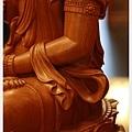 佛具佛像神像-台灣梢楠木系列-唐式蓮花觀音